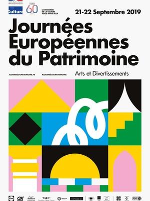 JEP 2019 - Arts et divertissements