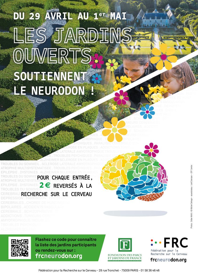 Jardins Ouverts - Neurodon 2017