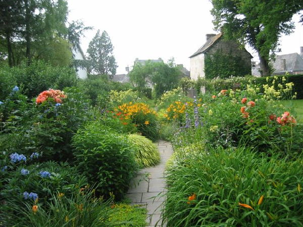 Jardin de La Rue au Lin
