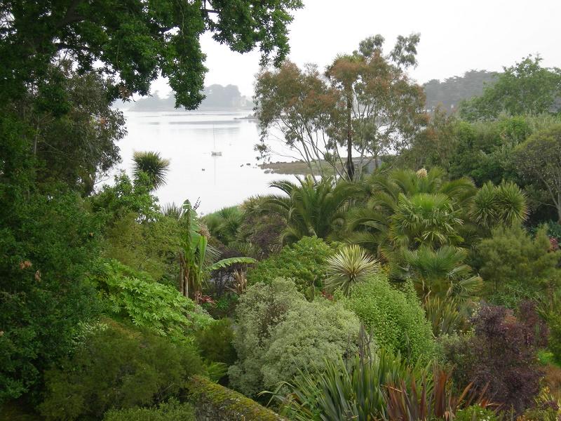 Jardin De Pellinec Association Des Parcs Et Jardins De Bretagne
