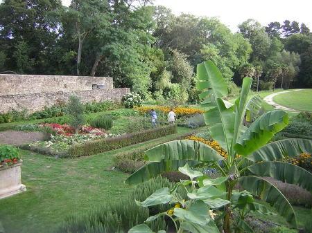 Parc du manoir de kerazan association des parcs et jardins de bretagne - Jardin botanique de cornouaille ...