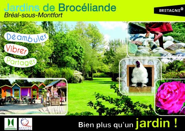 Jardins de broc liande association des parcs et jardins de bretagne - Jardins de bretagne a visiter ...