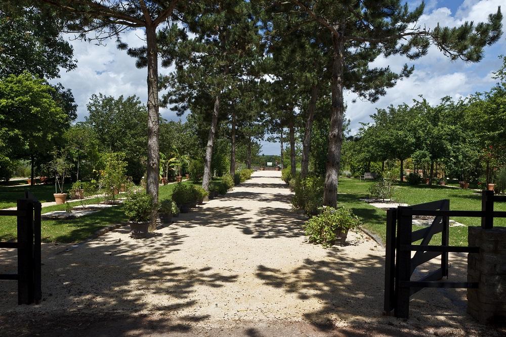 Jardin botanique yves rocher association des parcs et for Jardin yves rocher
