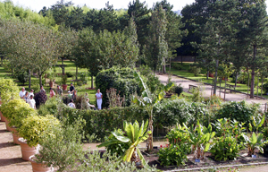 Jardin Botanique Yves Rocher Association Des Parcs Et Jardins De